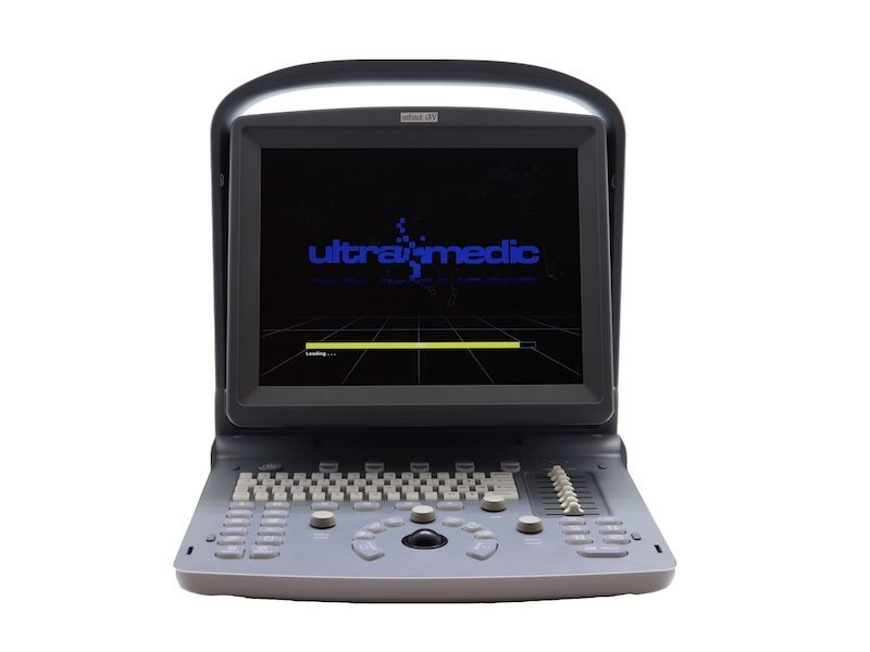 Veterinary and Portable B/W Ultrasound i3V